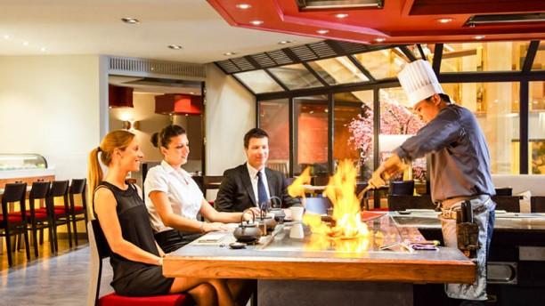 Kamome - Mövenpick Hôtel Cuisine Japonaise