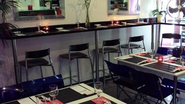 Pause Sushi Salle de restaurant