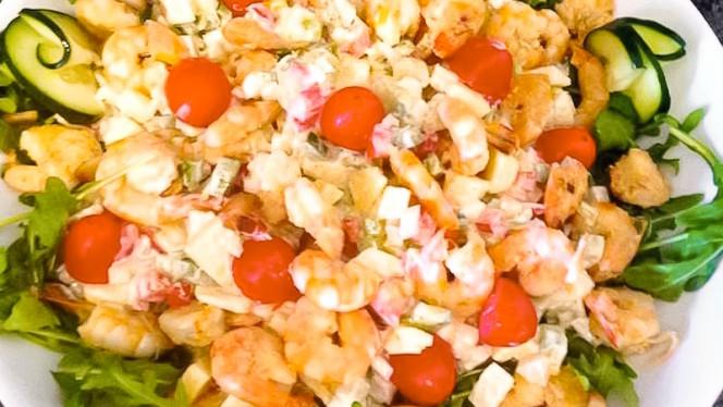 salada - Cló Cló, Cascais