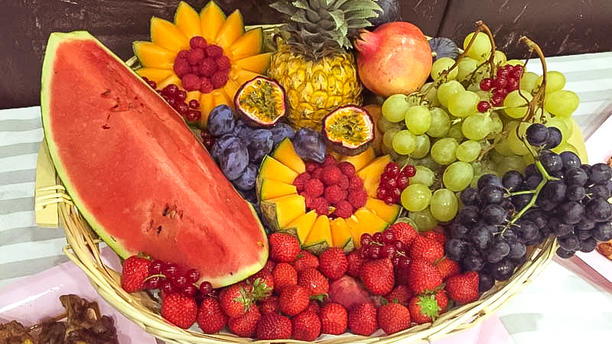 Le Balthazar Assortiment de fruits