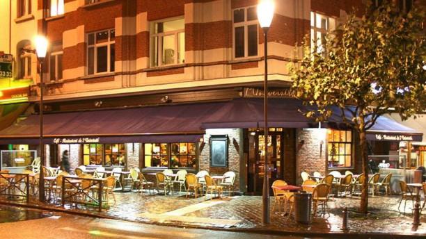 Café de l'Université Terrasse