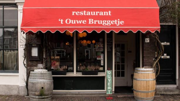 't Ouwe Bruggetje Ingang