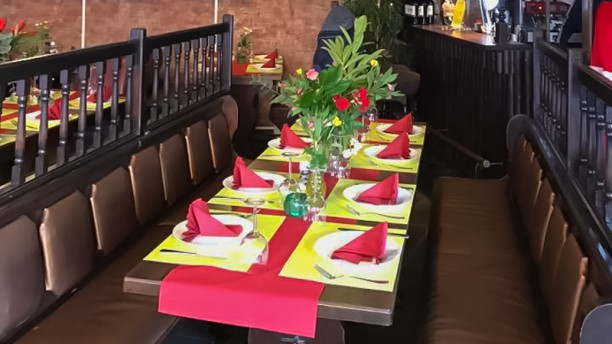 Ristorante Lorenza Het restaurant