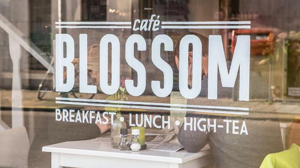 Café Blossom Ingang