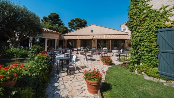 Hôtel Mercure La Cité - restaurant La Vicomté Terrasse restaurant La Vicomté