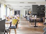 Hôtel Mercure La Cité - restaurant La Vicomté
