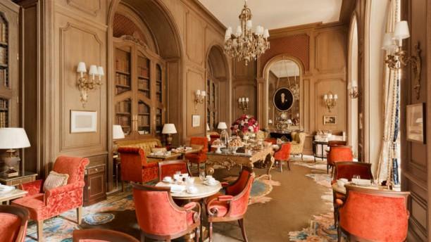 Salon Proust - Ritz Paris Vue de la salle