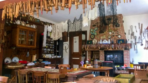 restaurant - Estaminet A l'Ancienne Gare - Bailleul