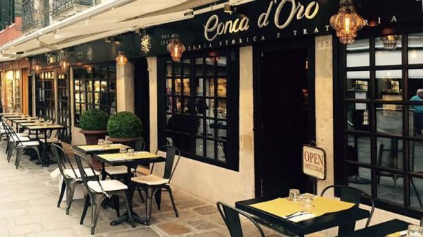 Conca d oro a venezia menu prezzi immagini recensioni for Ristorante amo venezia prezzi