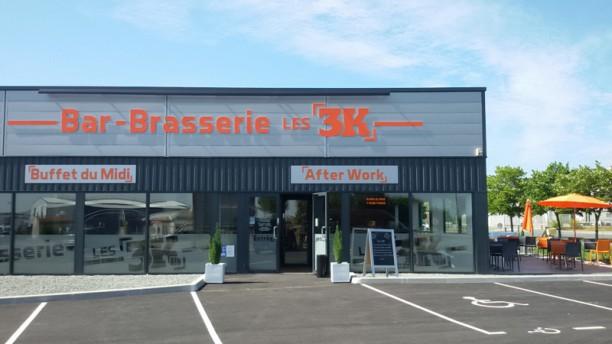 Brasserie Les 3K Devanture