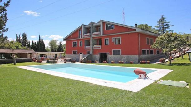Villa Maria Relais Entrata