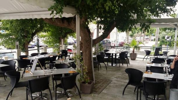 Brasserie de la Gare - BGL Cafe - Langon Terrasse