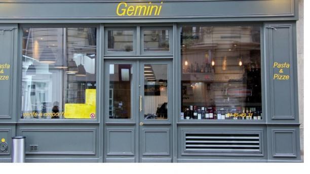 Gemini Vaneau Devanture