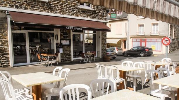 Restaurant de la place, Chez Fanny