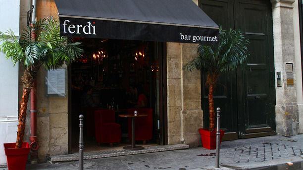 Ferdi, bar gourmet