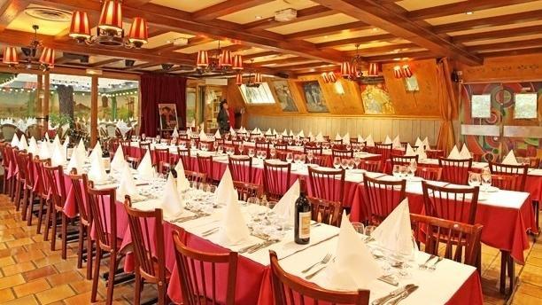 Restaurant La Bonne Franquette Montmartre
