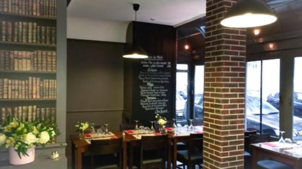 restaurant la table de lucie paris saint lazare 40 avis prix r servation. Black Bedroom Furniture Sets. Home Design Ideas