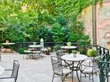 El Jardín de Orfila por Mario Sandoval  -  Hotel Orfila