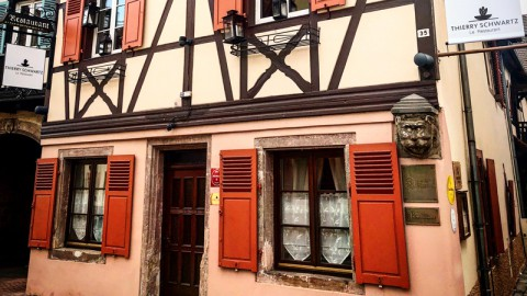 Thierry Schwartz - Le Restaurant (ex Bistro des Saveurs), Obernai