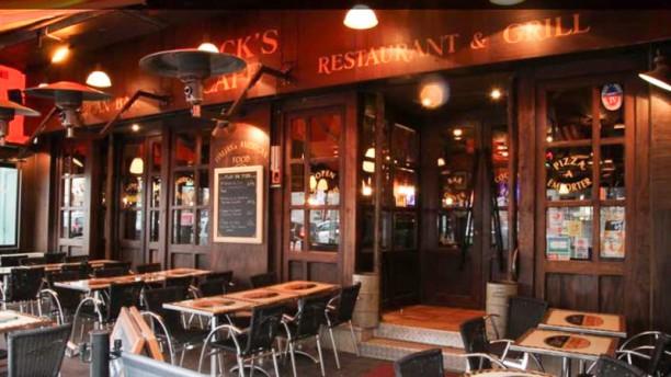Dock's Café Vue de la salle