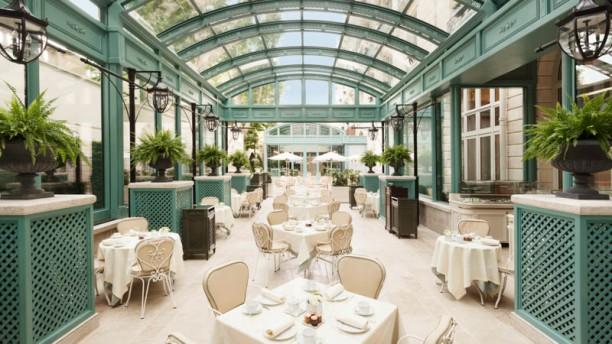 Bar Vendôme - Ritz Paris Verrière