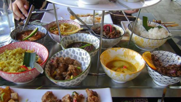 Het Indisch Veerhuys Suggestie van de chef