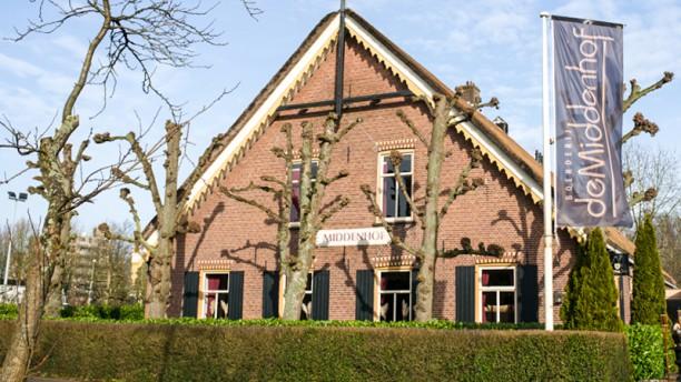 Bistronomie 't Zomerhuis Boerderij Buitenkant