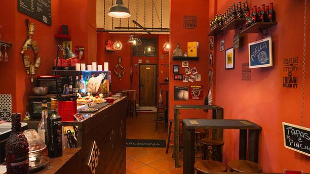 Barcelona En Tu Mano La sala