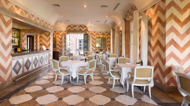 La Loggia - Hotel Villa Padierna Palace Vista de la sala