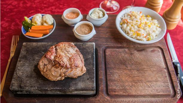 Restaurant - Grill Le Rocher Suggestion de plat