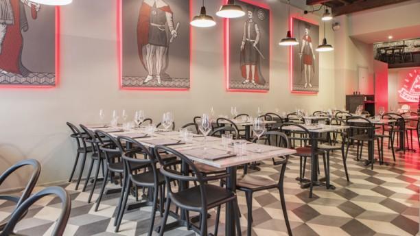 Briscola Pizza Society - Firenze Vista sala