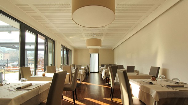 TieBreak Club House Bar e Ristorante Vista della sala