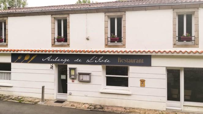 Auberge de l'Isle - Restaurant - Chanverrie