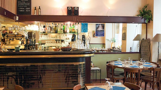 Le Y Restaurant grec Le Y