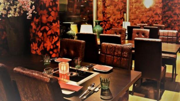 Mōkbar het restaurant