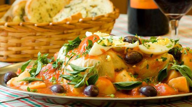Cantina e Pizzaria San Marco sugestão prato