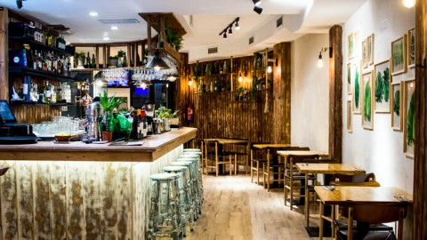 Grama Lounge, Madrid