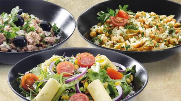 NATA Lisboa Salads