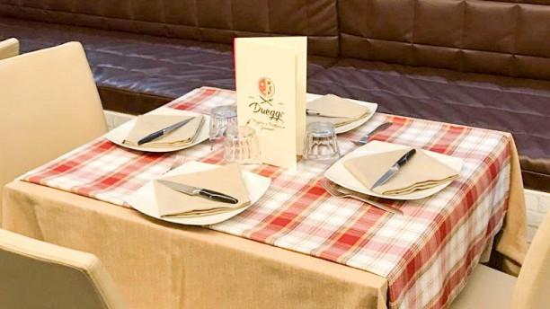 Dueggi Pizzeria & Trattoria Gourmet Salone ristorante