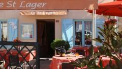 Restaurant le Saint Lager
