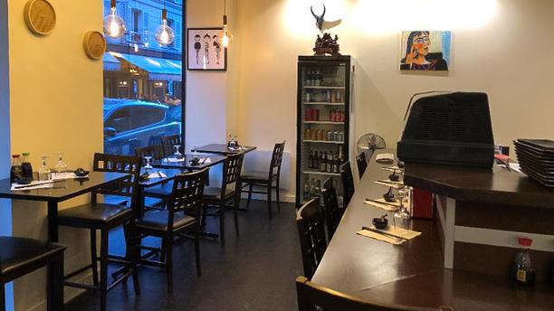 Enjoy sushi Salle du restaurant