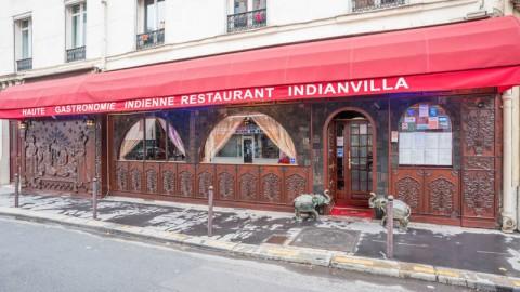 Indian Villa, Paris