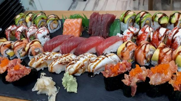 Sushi e Caipirinha Suggerimento dello chef