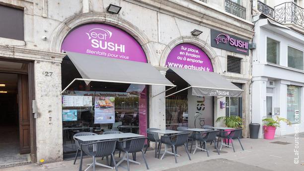 Eat Sushi Vue devanture