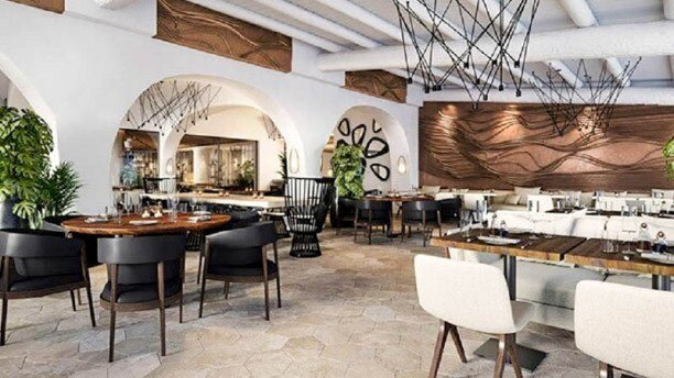 Thelocal Restaurant Veduta dell interno