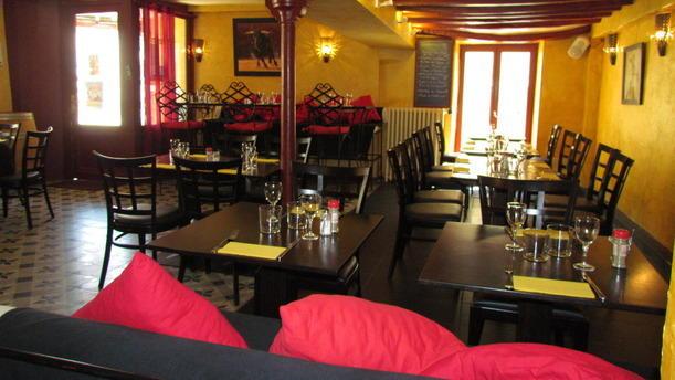 l 39 auberge espagnole restaurant 27 rue saint nicolas 78640 neauphle le ch teau adresse horaire. Black Bedroom Furniture Sets. Home Design Ideas