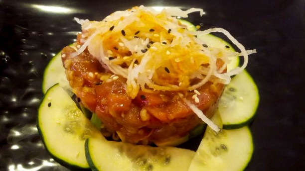 Kiyota Sushi Sugerencia del chef