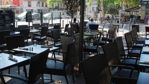 Gigi Terrasse du restaurant