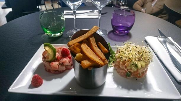 Restaurant le comptoir des sens la rochelle 17000 menu avis prix et r servation - Restaurant le comptoir des voyages la rochelle ...