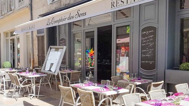 le comptoir des sens in la rochelle restaurant reviews menu and prices thefork. Black Bedroom Furniture Sets. Home Design Ideas